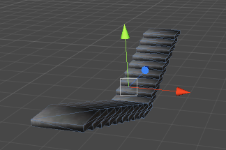 One Combined Object in Unity3D